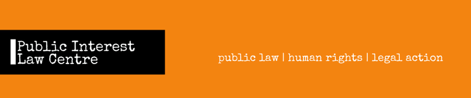 Public Interest Law Centre